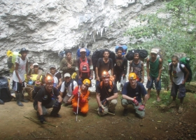 Samar Cave Diving Expedition