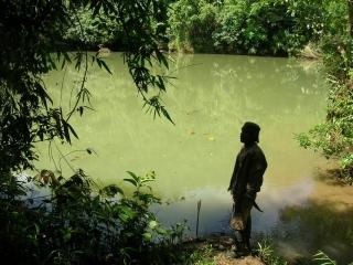 CALIDONGAN LAKE - CALBIGA,SAMAR