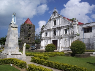 GUIUAN OLD CHURCH - GUIUAN E. SAMAR