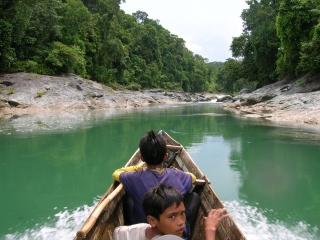 ULOT RIVER - PARANAS, SAMAR & CAN-AVID E. SAMAR