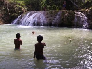 LULUGAYAN FALLS - JIABONG, SAMAR