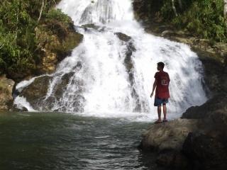 PANGPANG FALLS - PARANAS, SAMAR