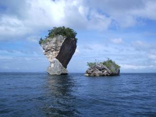TOOTH ROCK - MARABUT,SAMAR